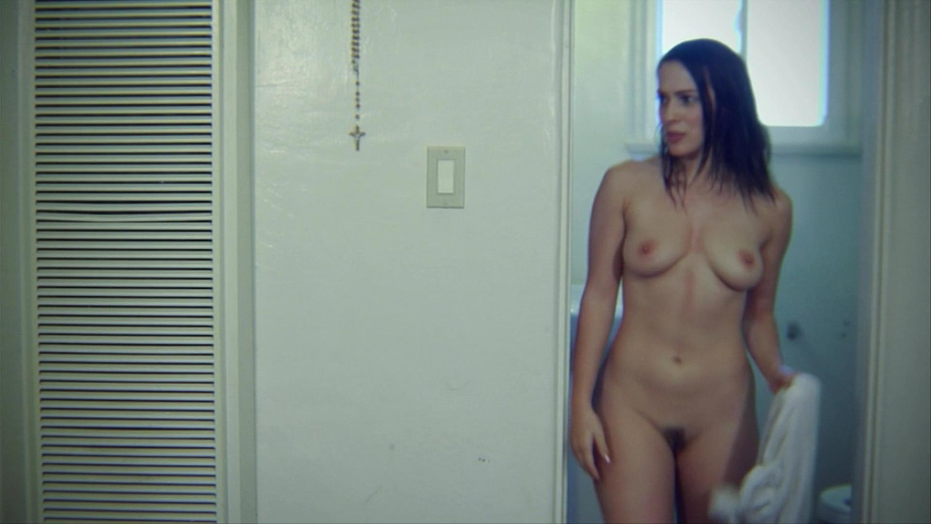 Christina DeRosa nude - Run! Bitch Run! (2009)