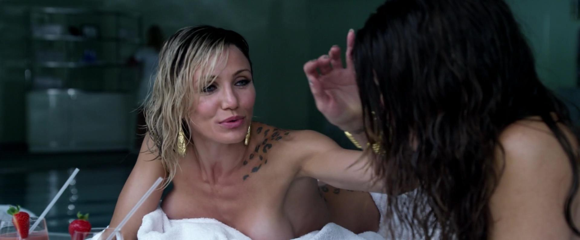 Cameron Diaz nude - The Counselor (2013)