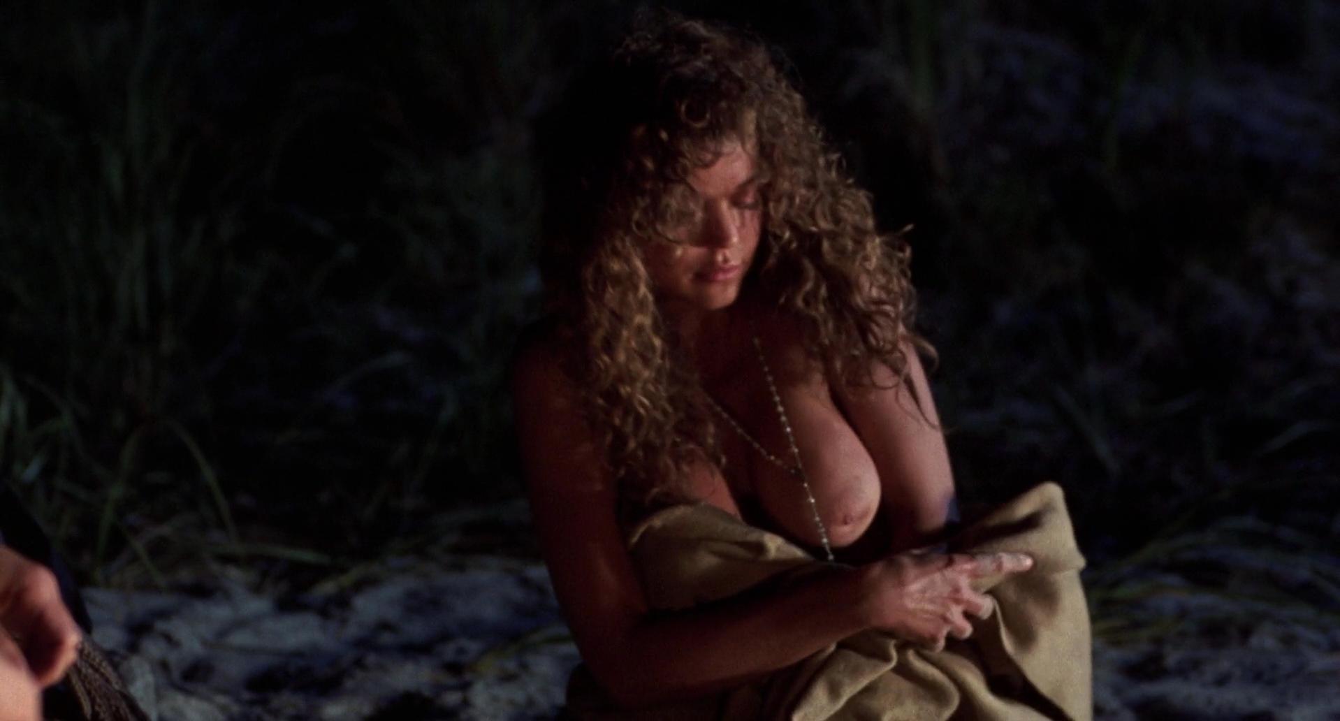 Deborah Richter nude - Cyborg (1989)