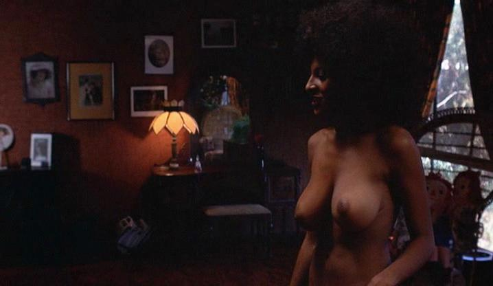 Pam Grier nude - Hit Man (1972)