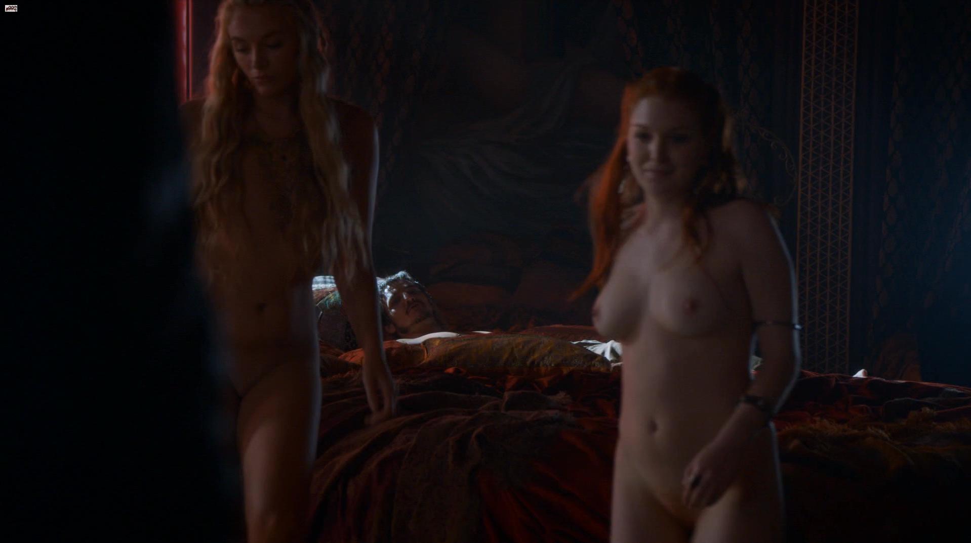 Josephine Gillan nude, Xena Avramidis nude - Game of Thrones s04e03 (2014)
