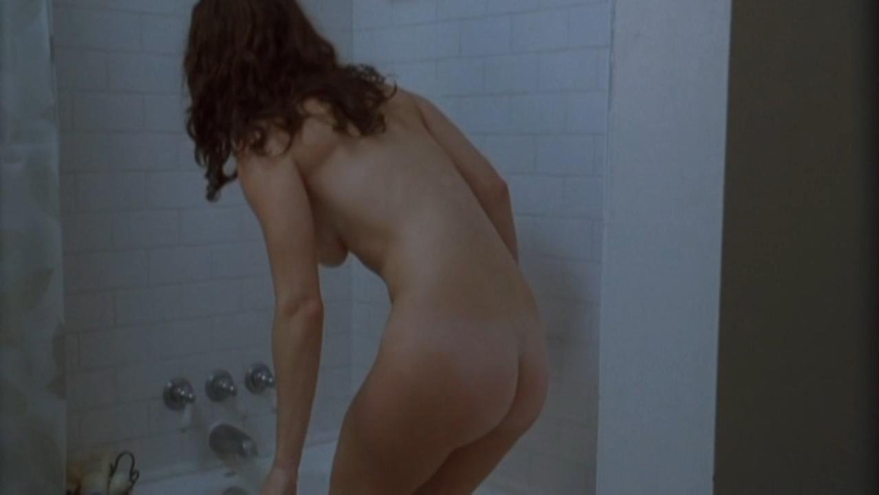 Robin Tunney nude - Open Window (2006)
