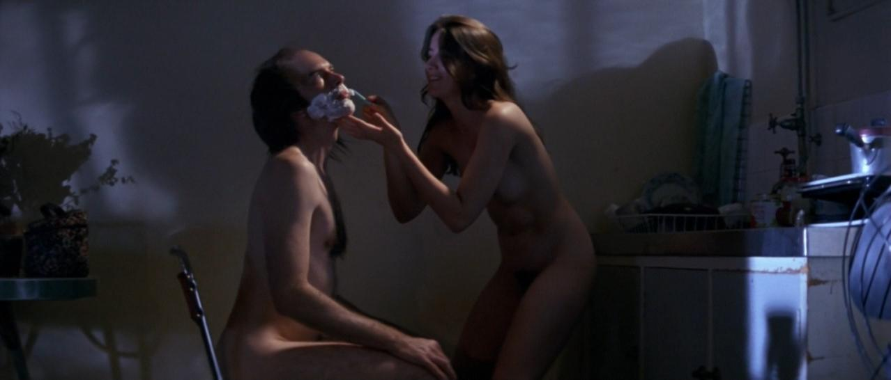 Natalie Carr nude - Bad Boy Bubby (1993)