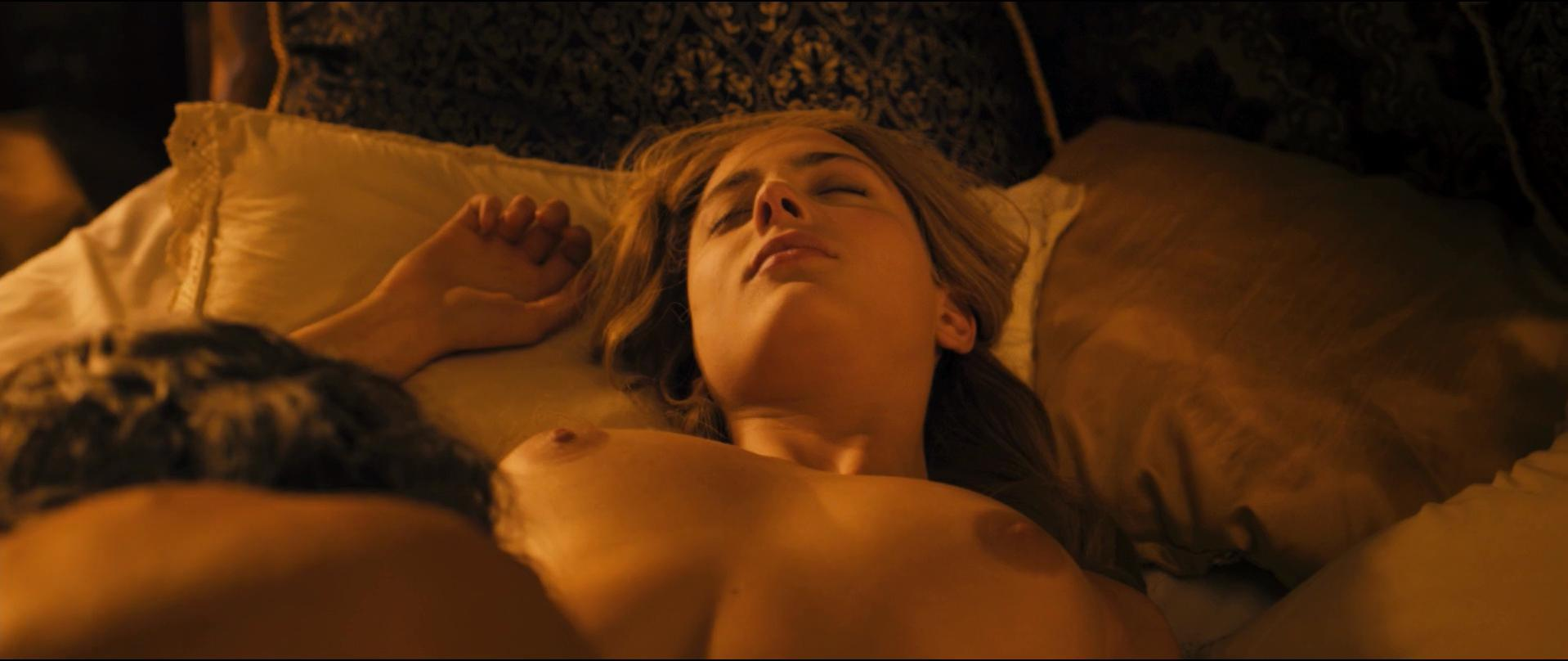 Nora Arnezeder nude - Angelique (2013)