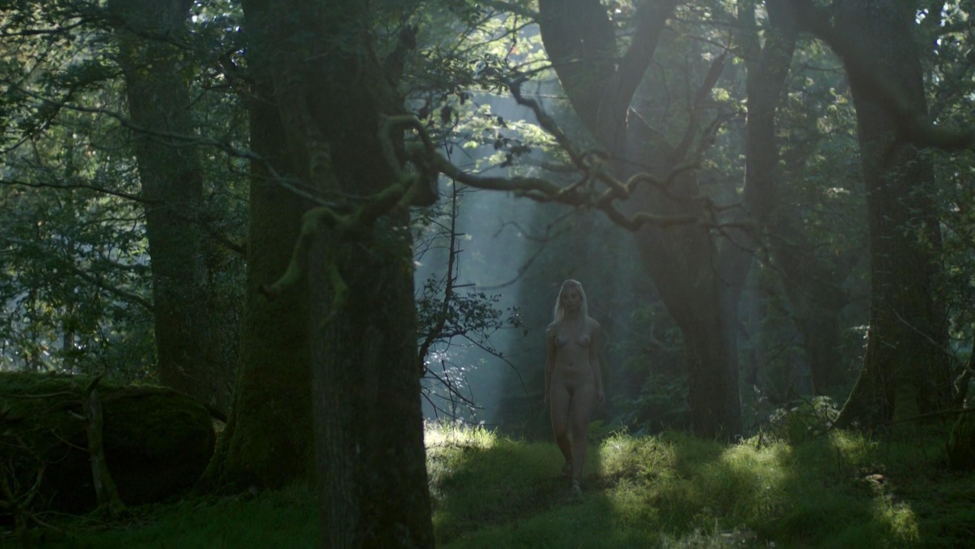 Ida Nielsen nude - Vikings s04e11 (2016)