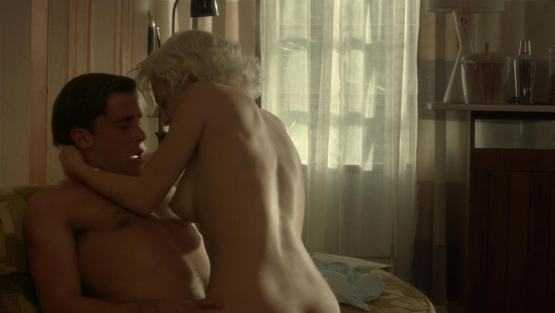 Elena Satine nude - Magic City s02e07 (2013)