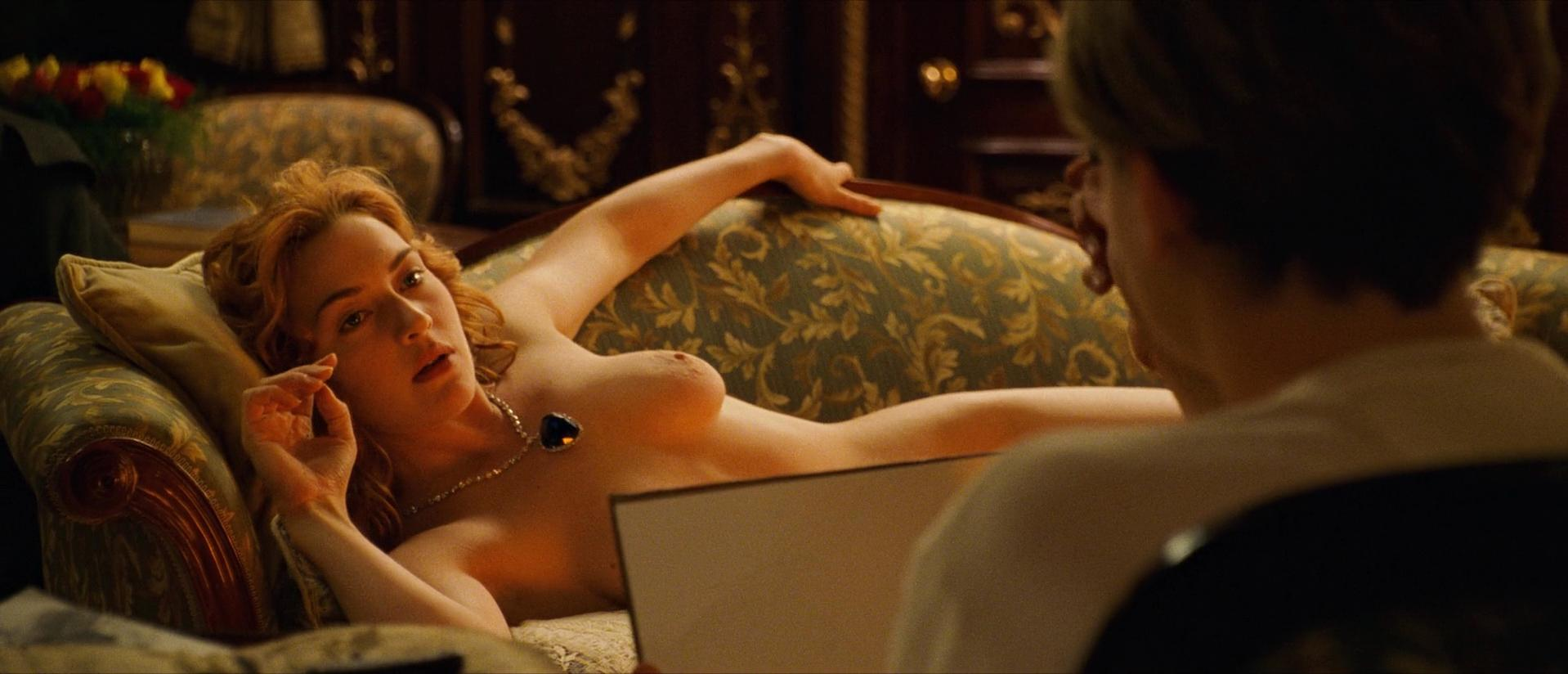 Kate Winslet Naked Scene