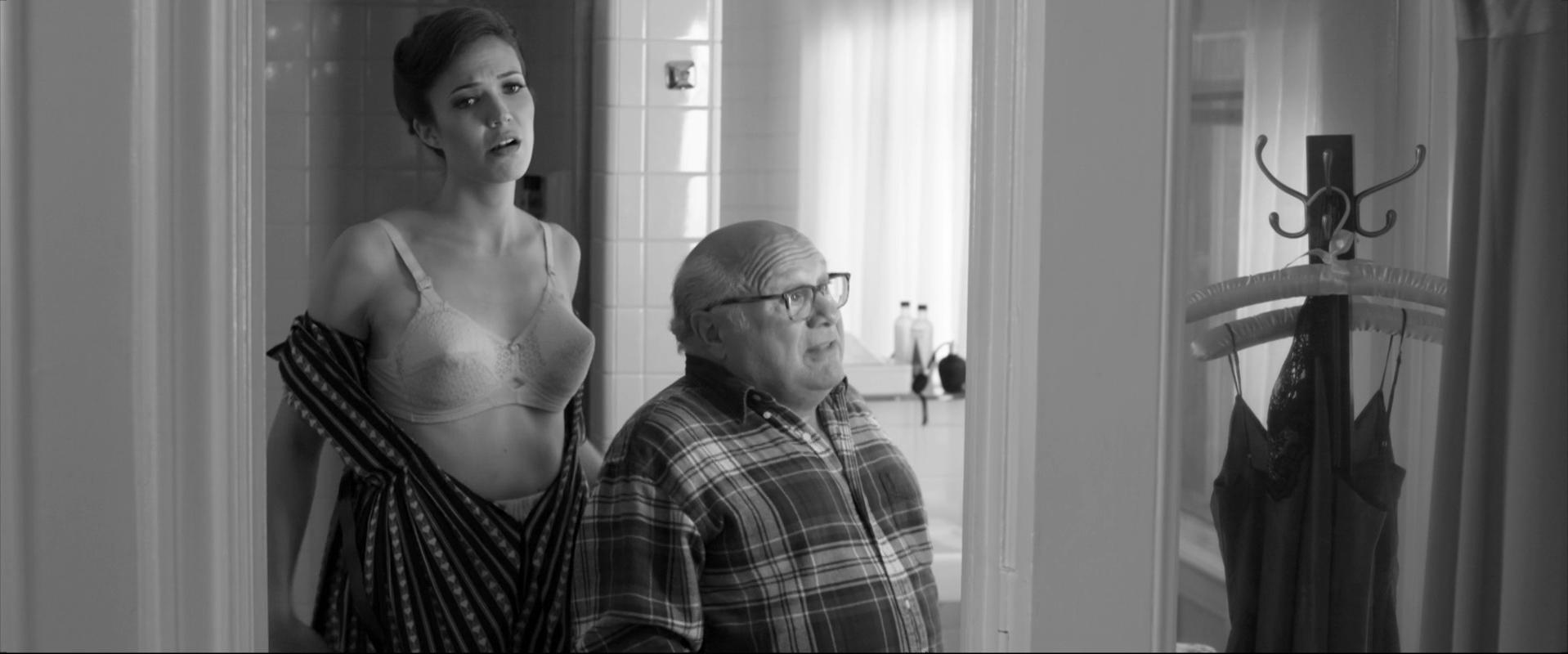 Nude Video Celebs  Mandy Moore Sexy - Hotel Noir 2012-1568