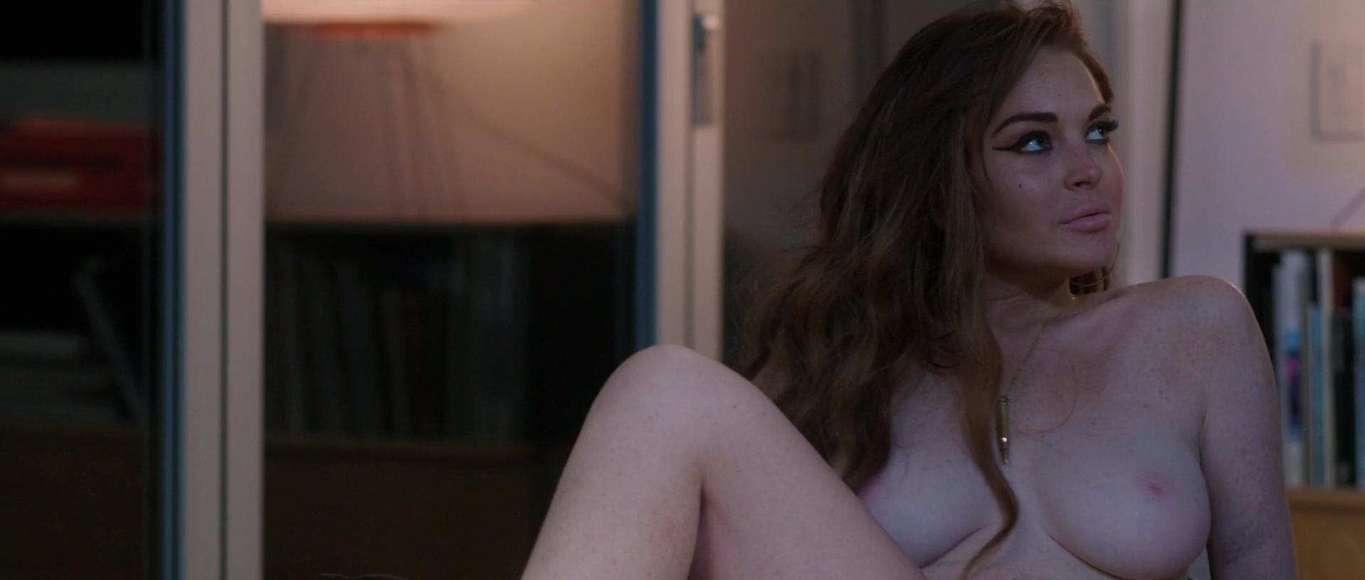Lindsay Lohan nude - The Canyons (2013) ...