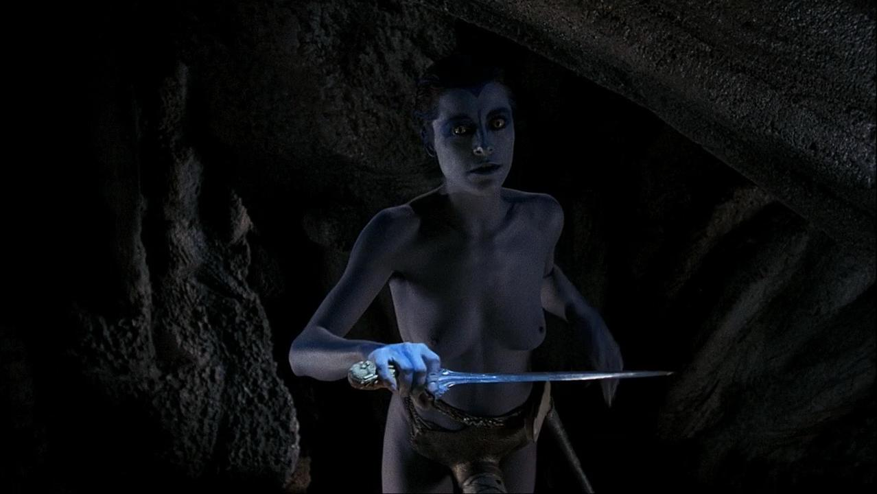 Amanda Donohoe nude - The Lair of the White Worm (1988)