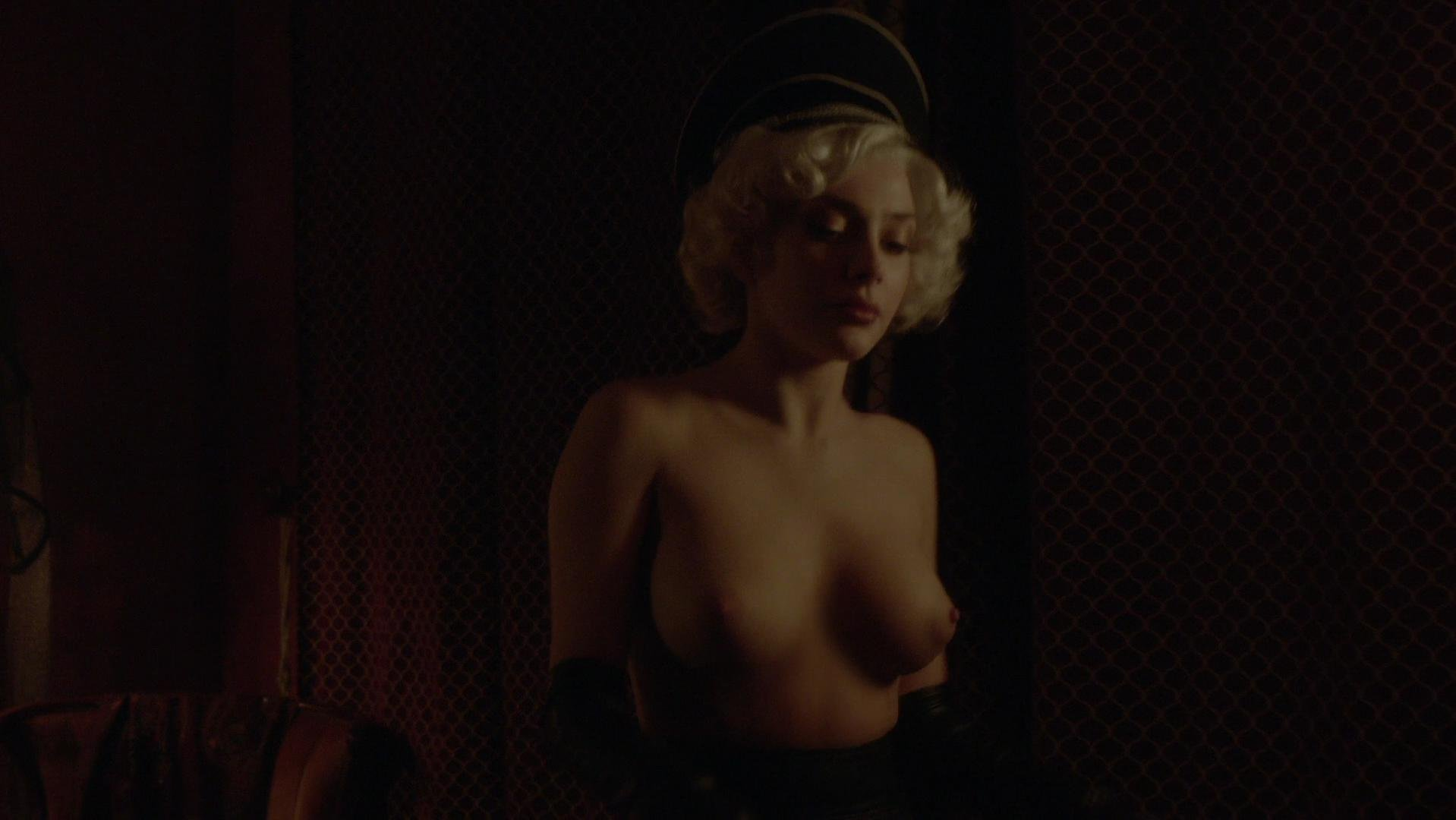Elena Satine nude, Jessica Marais sexy - Magic City s02e08 (2013)