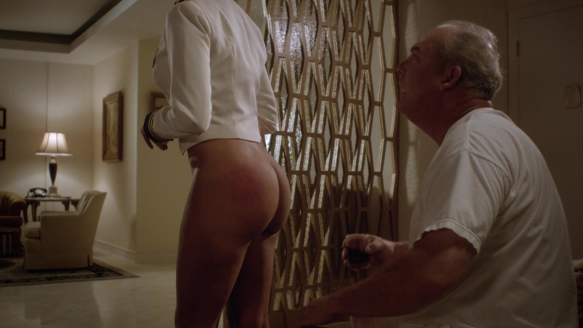 This actor's butt is the star of his off