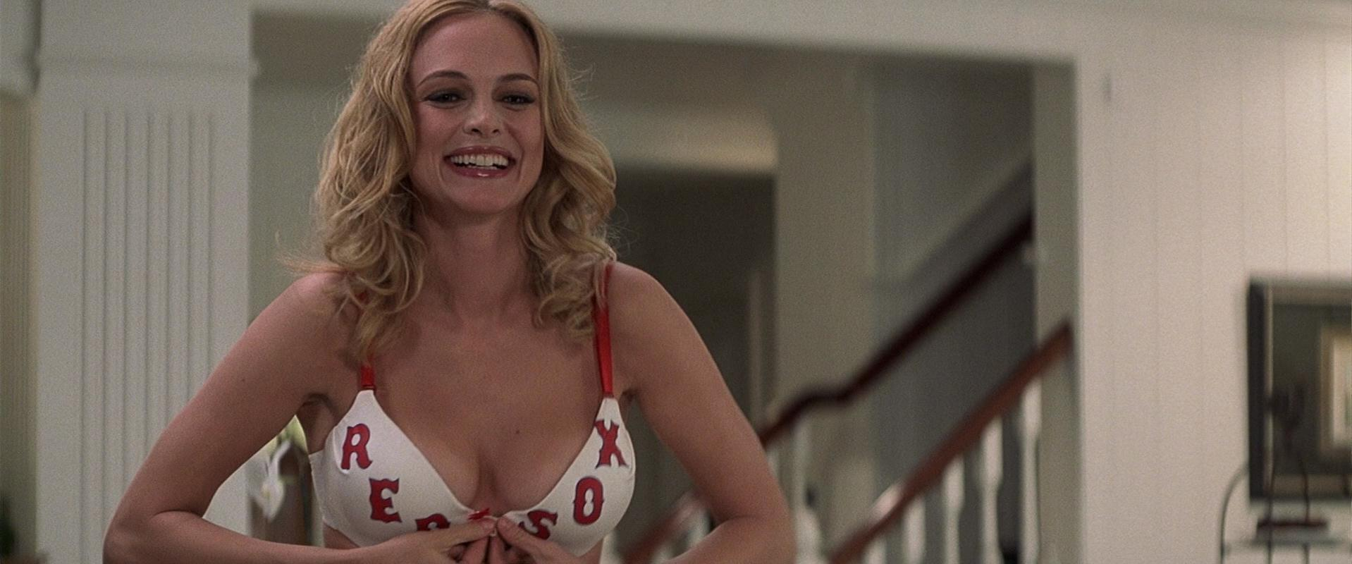 Heather Graham sexy - Anger Management (2003)