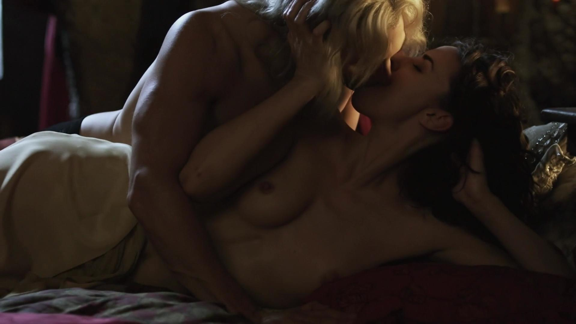 Kelly Wenham nude - Dracula: The Dark Prince (2013)
