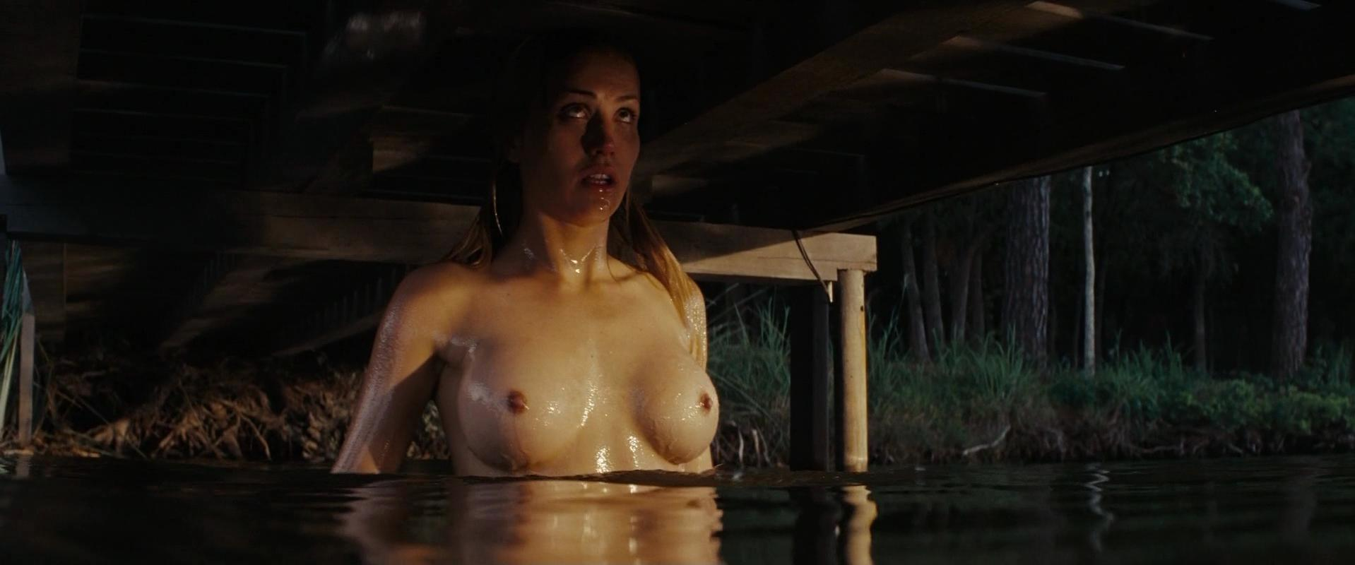 Willa Ford nude - Friday the 13th (2009)