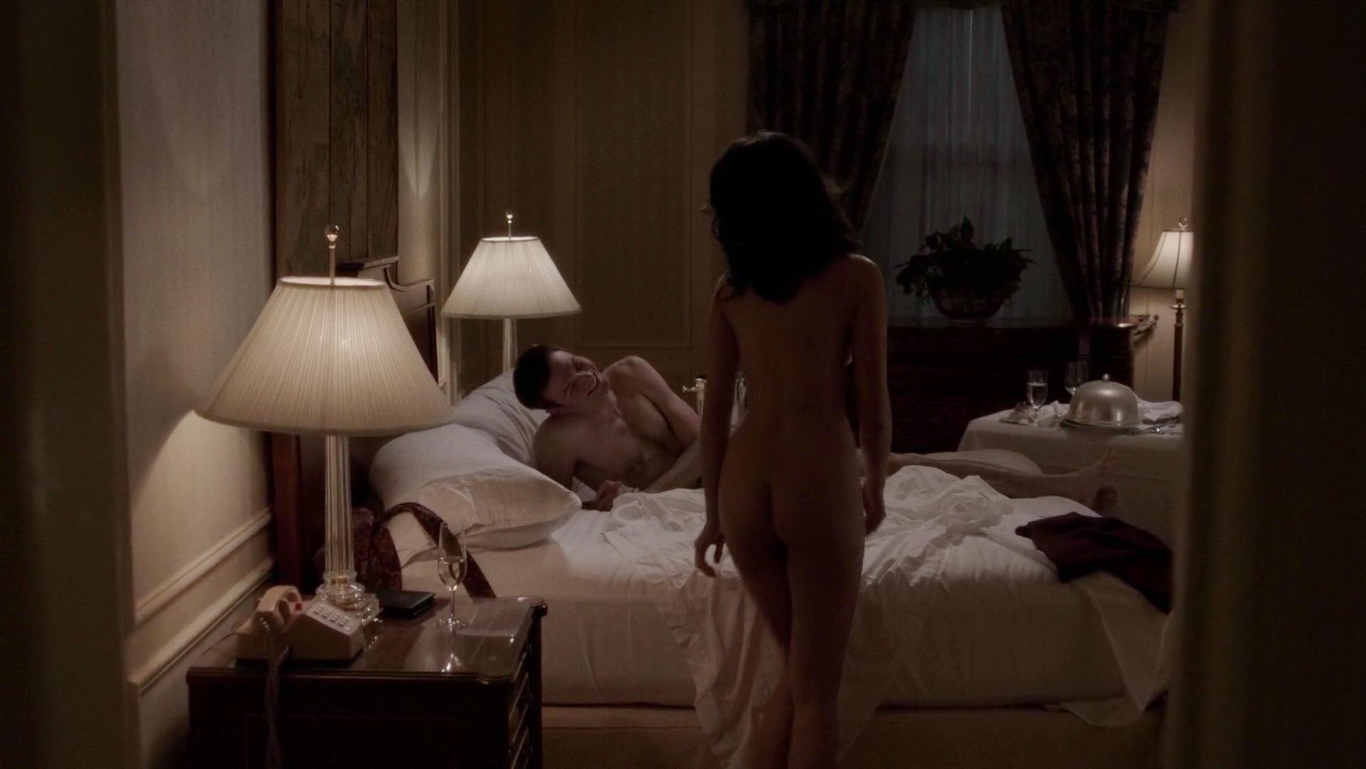 Annet Mahendru nude - The Americans s02e07 (2014)