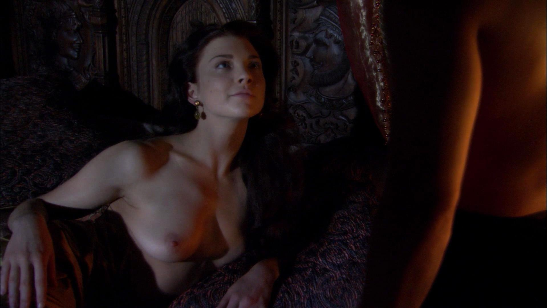 Natalie dormer nude boobs tudors series