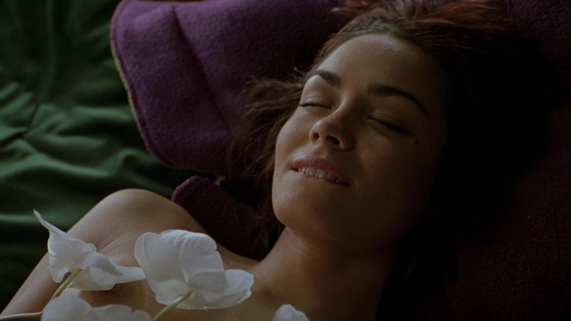 Shannyn Sossamon nude - 40 Days and 40 Nights (2002)