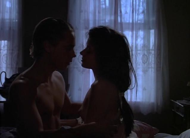 Mia Sara nude - Apprentice to Murder (1987)