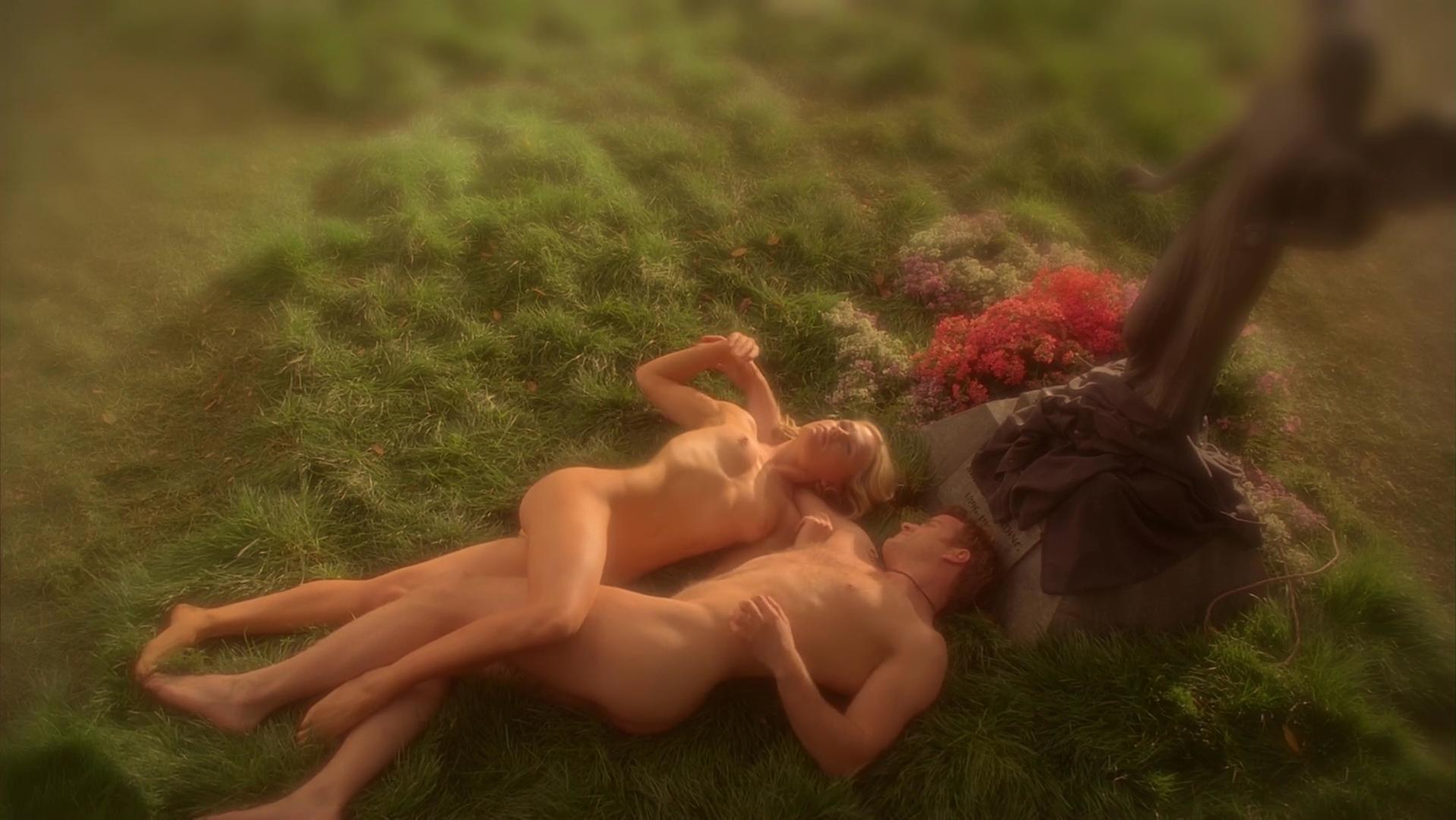 anna paquin nude in forest