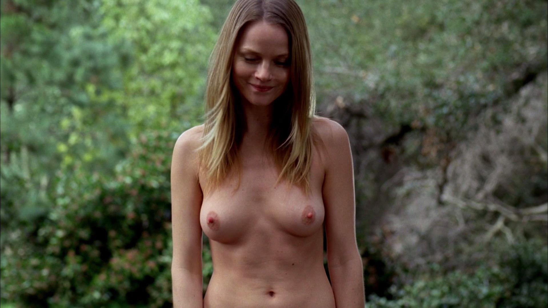 Meredith Mickelson Nude