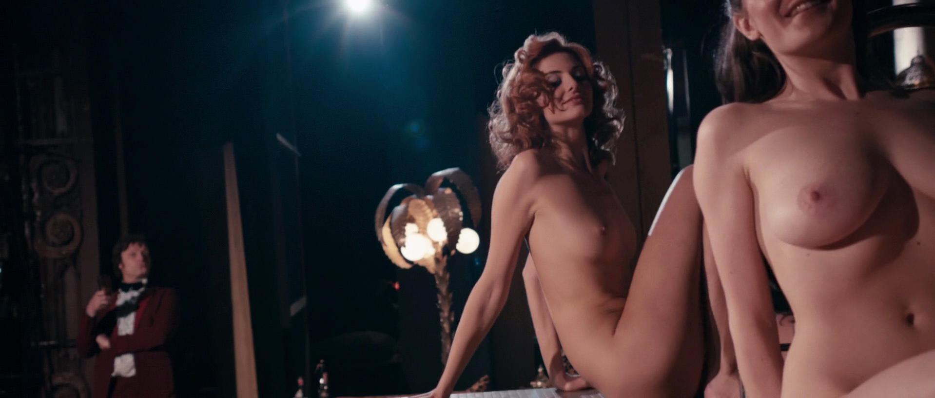 Tamsin Egerton Naked