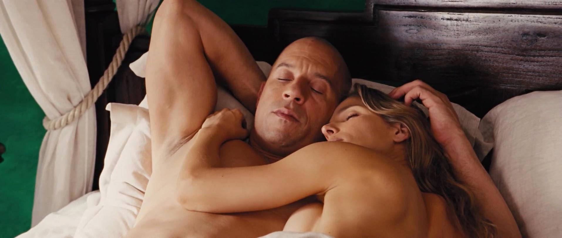 Elsa Pataky sexy - Fast and Furious 6 (2013)