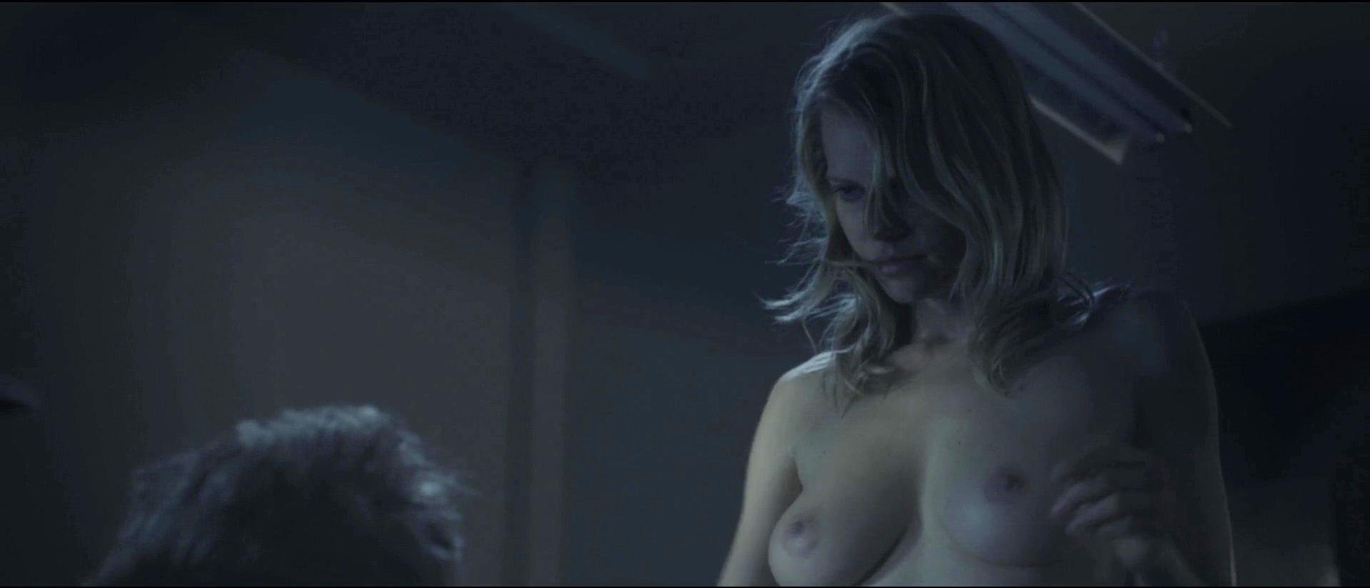 Mircea Monroe nude - Bloodwork (2011)