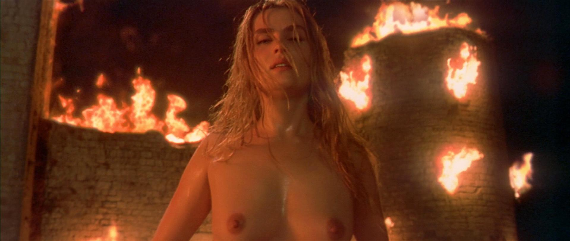 Emmanuelle Seigner nude - The Ninth Gate (1999)