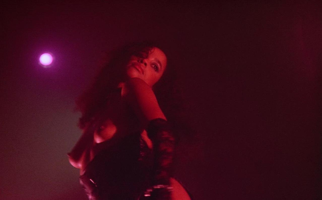 Rae Dawn Chong nude - Fear City (1984)