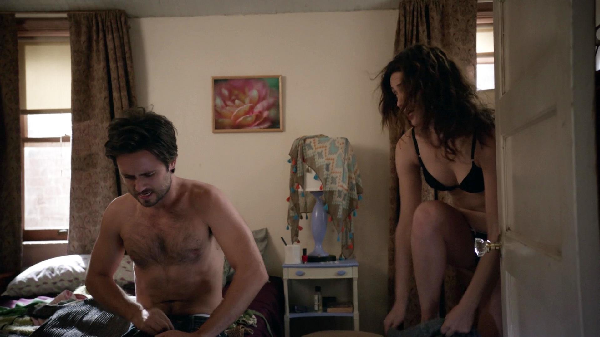 Emmy Rossum sexy - Shameless s03e08-11 (2013)