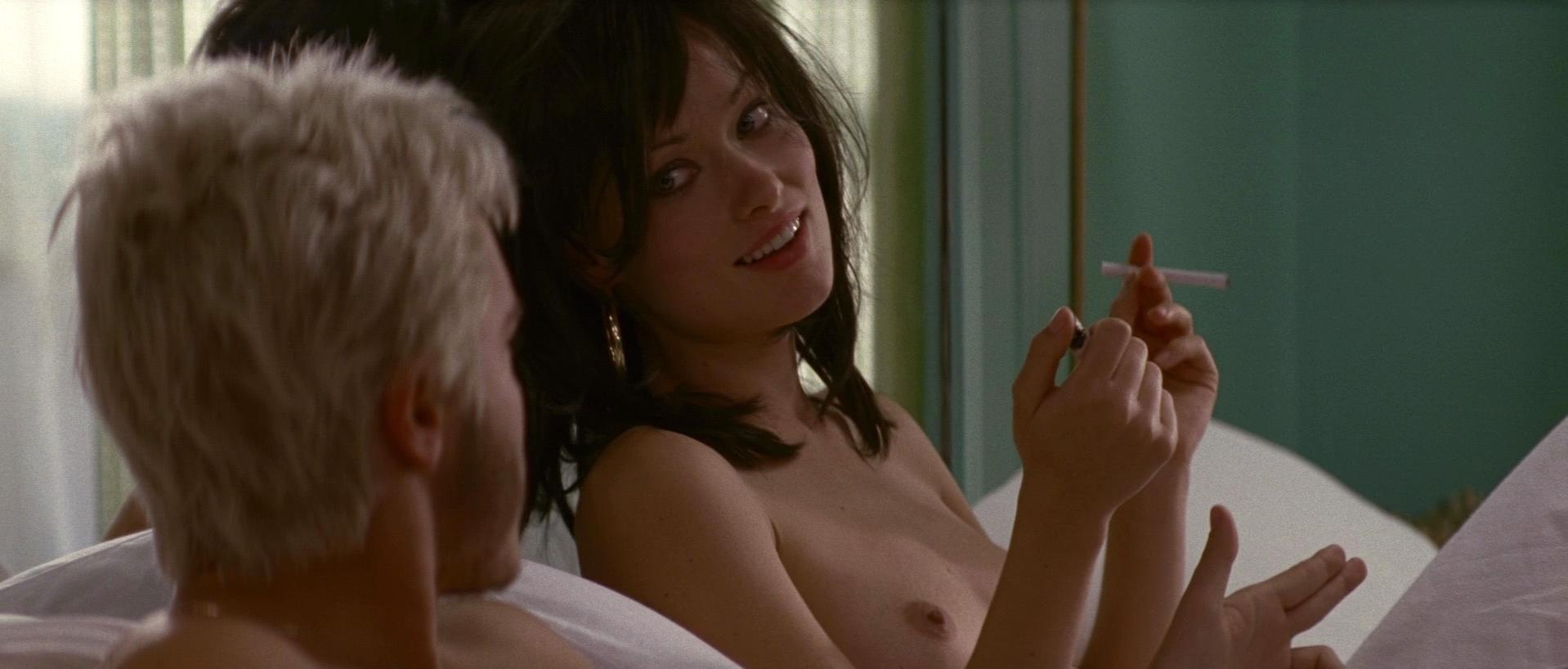 Olivia Wilde nude - Alpha Dog (2006)