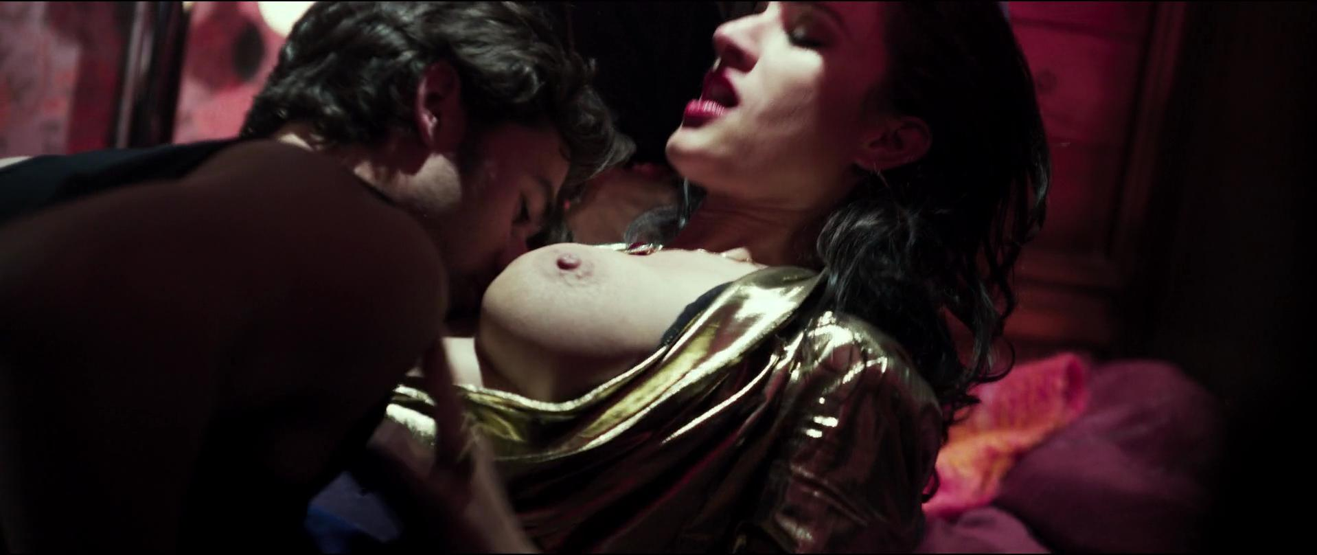 Nude Video Celebs  America Olivo Nude - Maniac 2012-1440