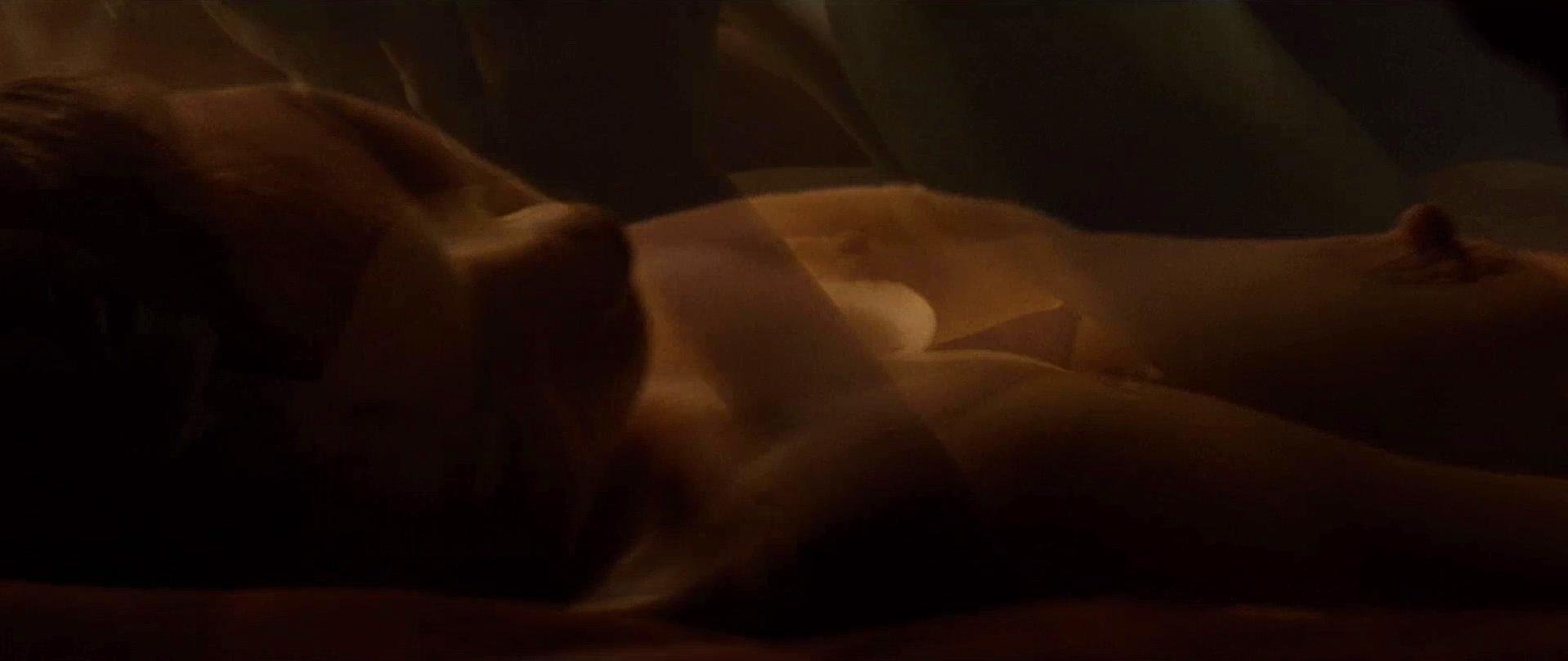 Laura Ramsey nude - No One Lives (2012)