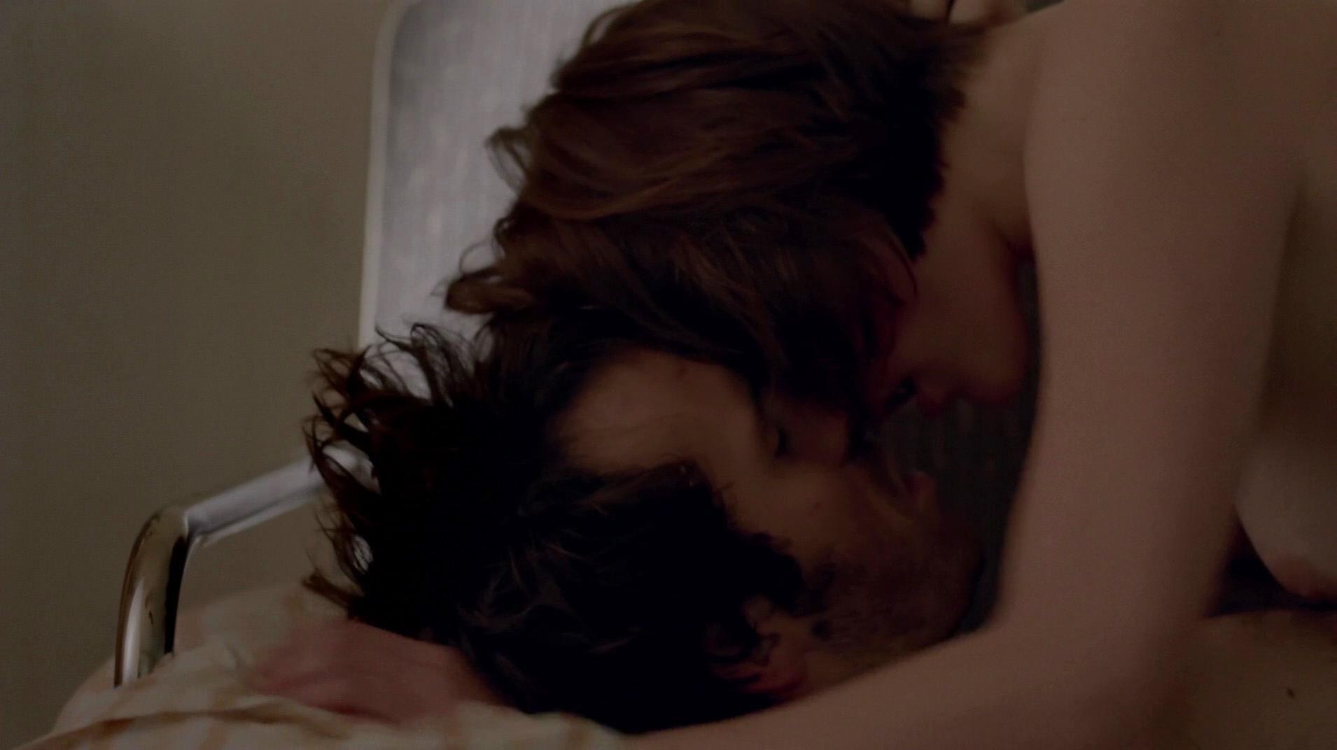 Elisabeth Moss nude - Top of the Lake s01e06 (2013)