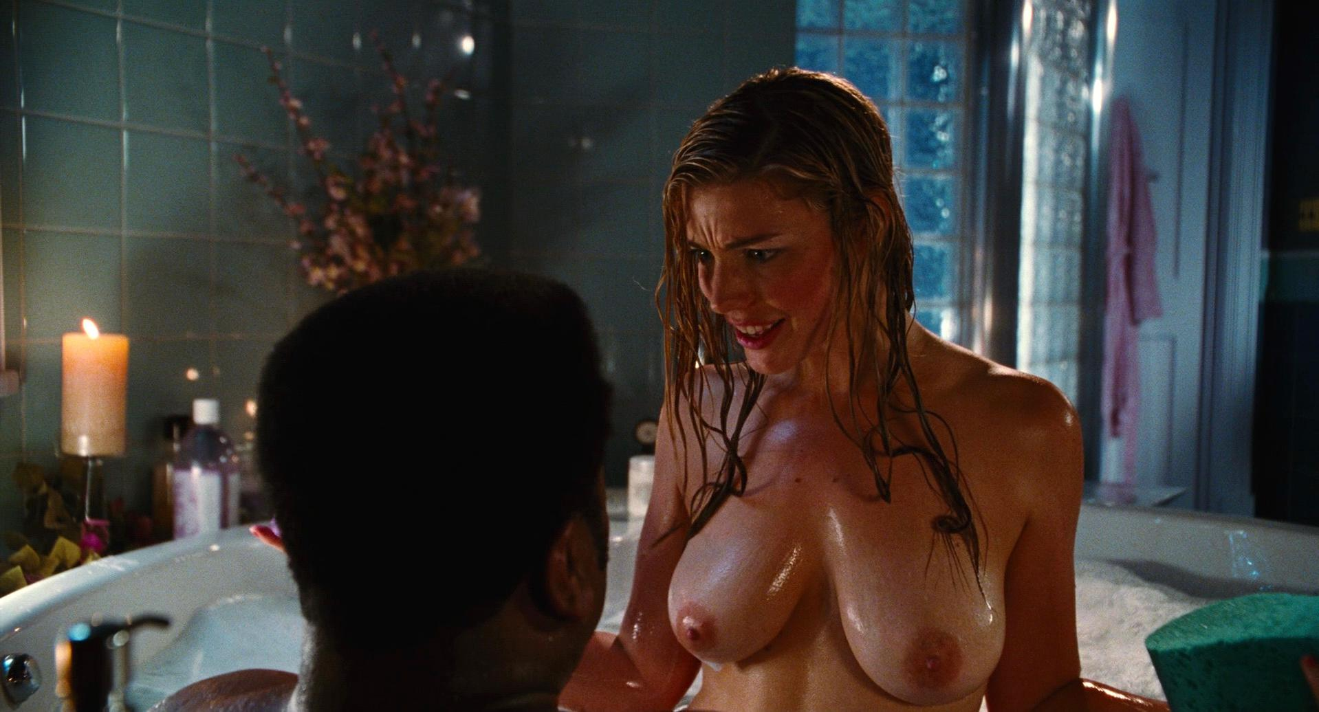 Jessica Pare nude - Hot Tub Time Machine (2010)