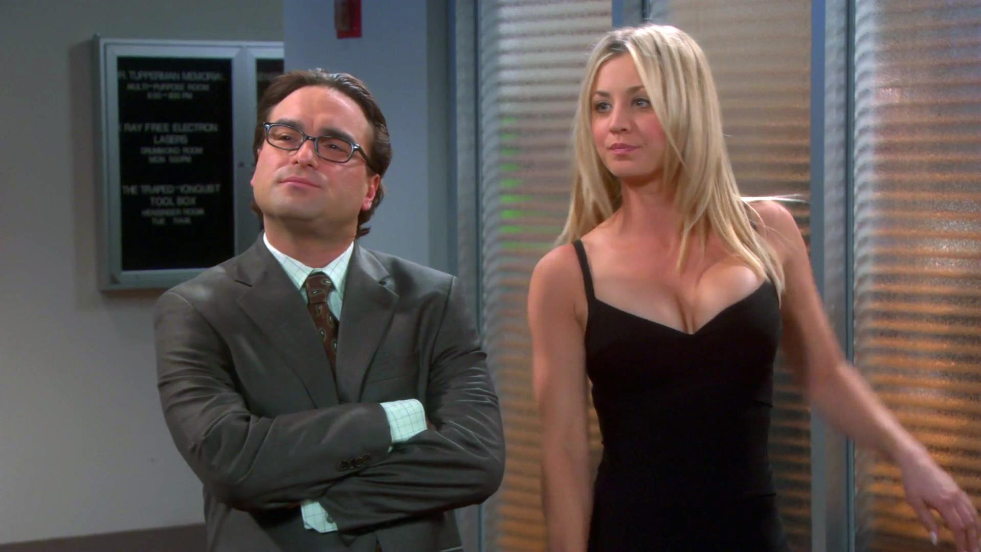 Kaley Cuoco sexy - The Big Bang Theory s06e20 (2013)
