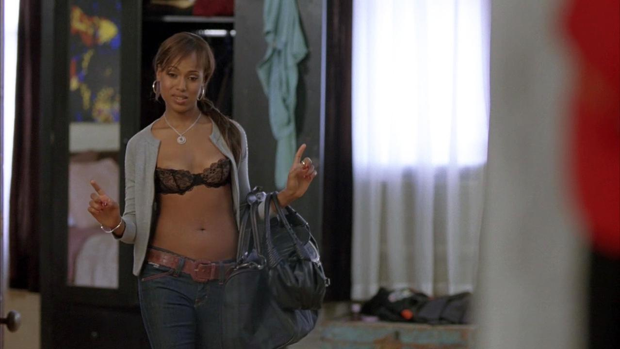 Kerry Washington sexy - I Think I Love My Wife (2007)