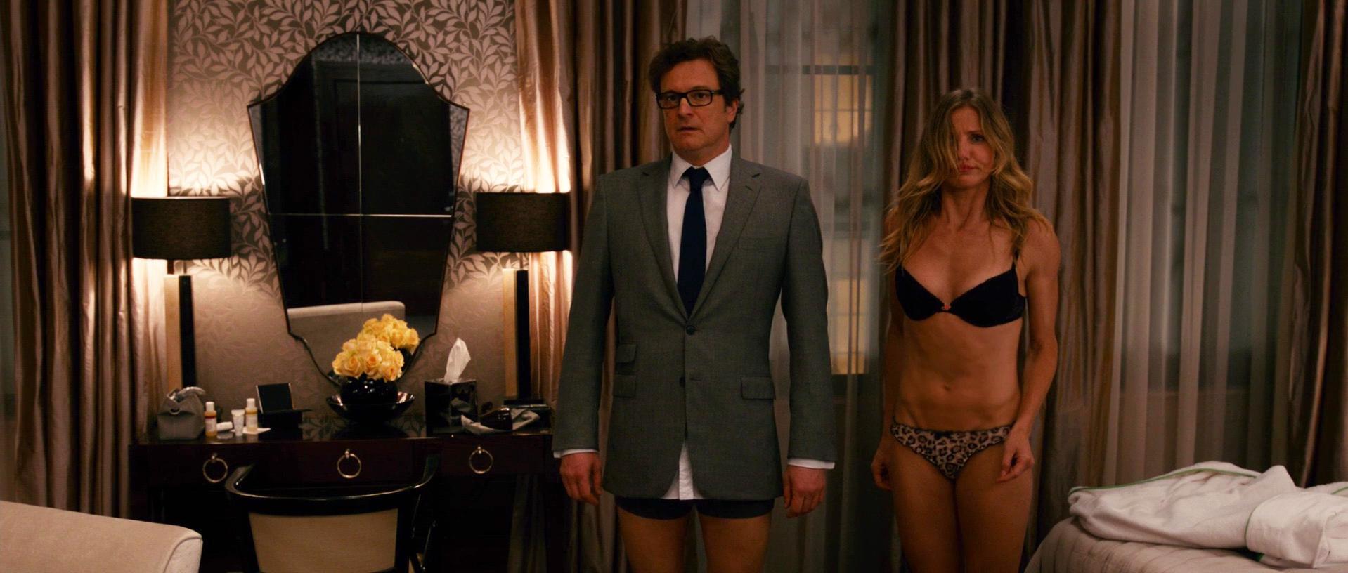 Cameron Diaz sexy - Gambit (2012)