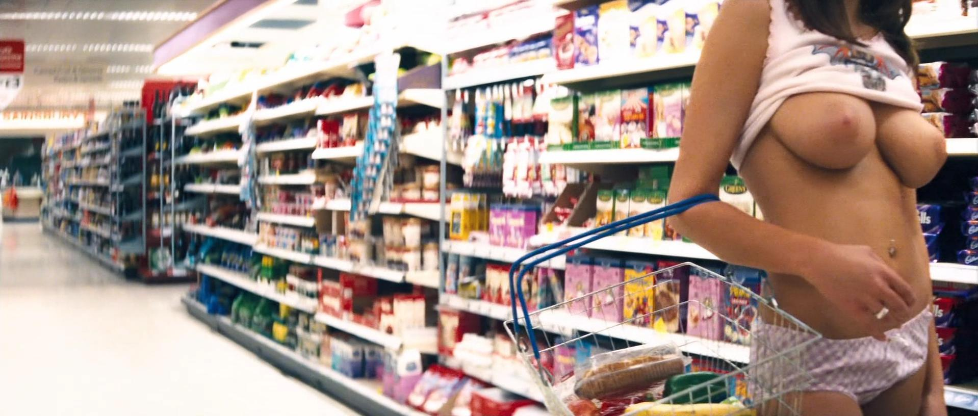 Keeley Hazell nude - Cashback (2006)