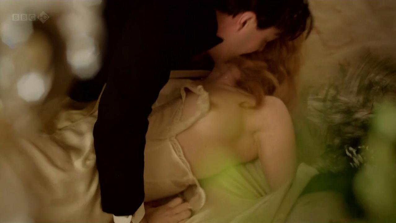 Rebecca Hall nude - Parade`s End s01e01 (2012)