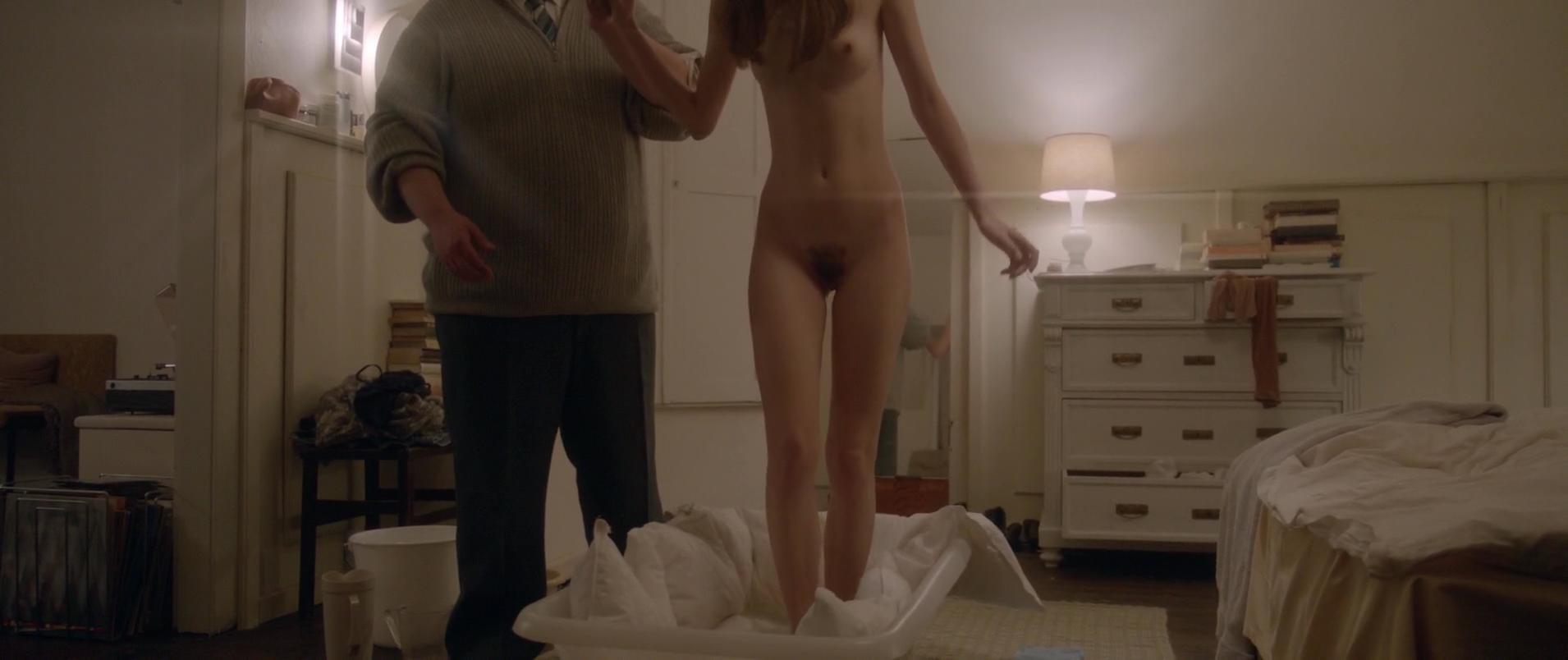 Stacy Martin nude - Nymphomaniac (2013)