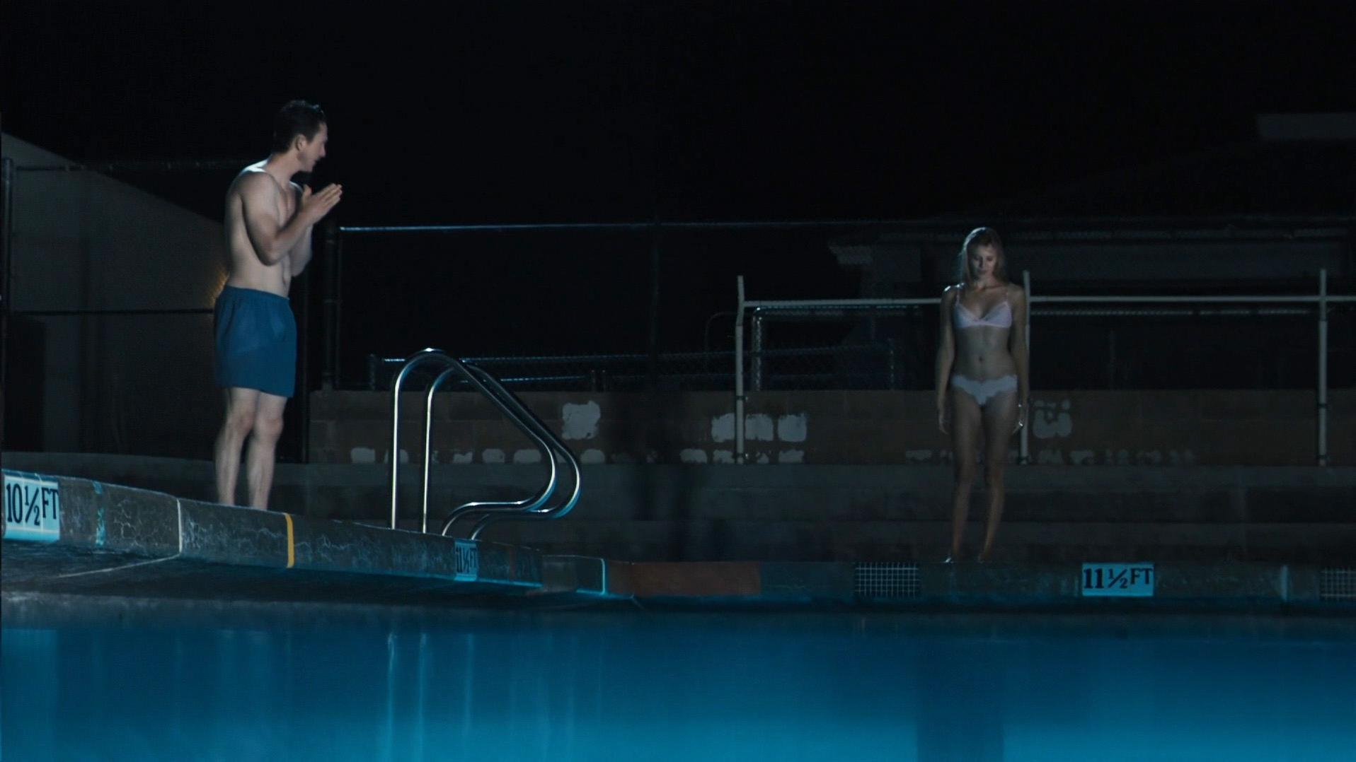 Maggie Grace sexy - Flying Lessons (2010)