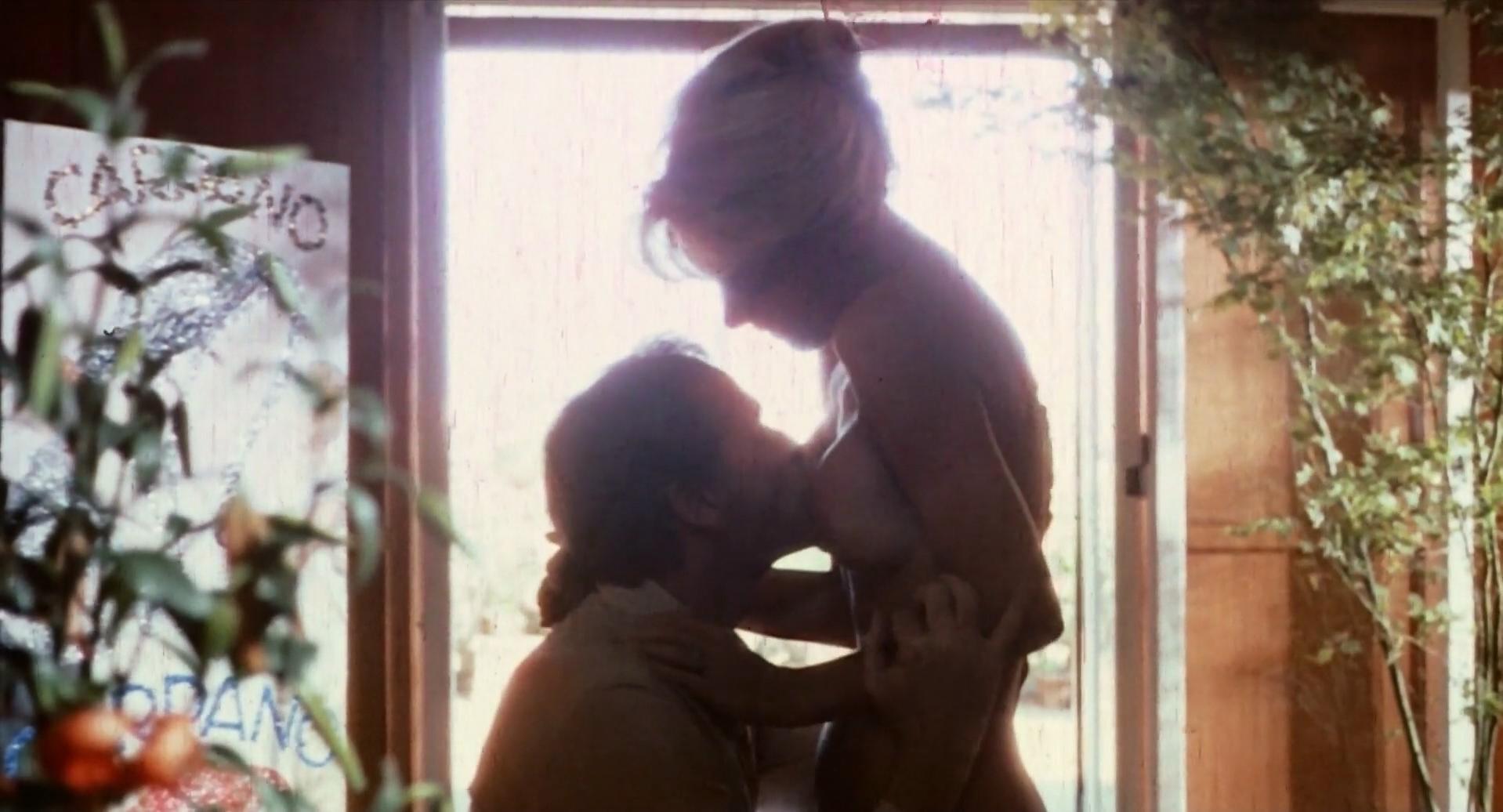 Carla Gravina nude, Anita Strindberg nude - The Antichrist (1974)