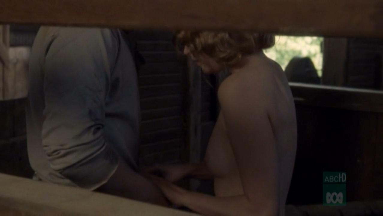 Emma Booth nude - 3 Acts of Murder (2009)