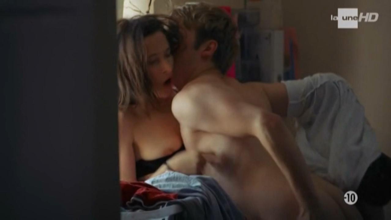 Edwige Baily nude - La Treve s01e03-06 (2016)