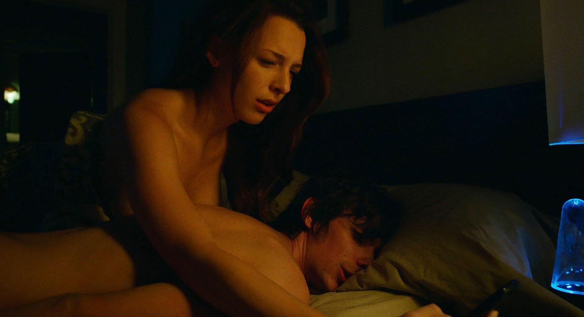 Aubrey Reynolds nude - Being Charlie (2016)