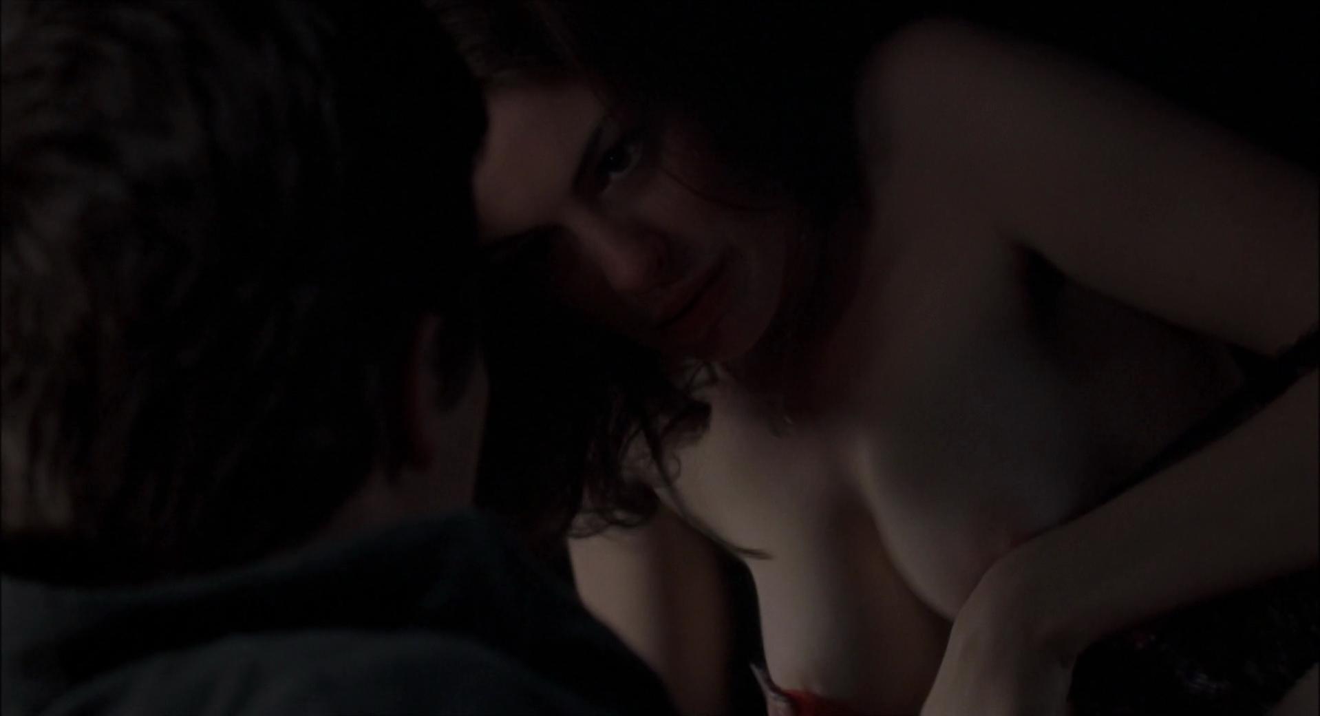 Anne hathaway nude in brokeback mountain
