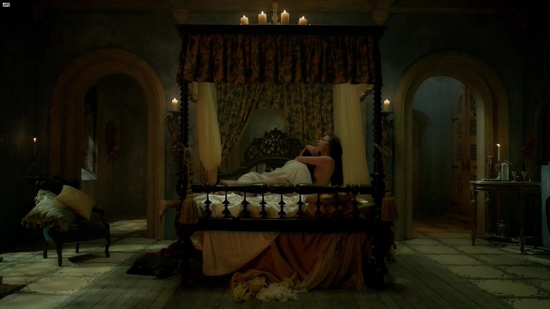 Nude Video Celebs  Lara Pulver Nude - Da Vincis Demons -2494
