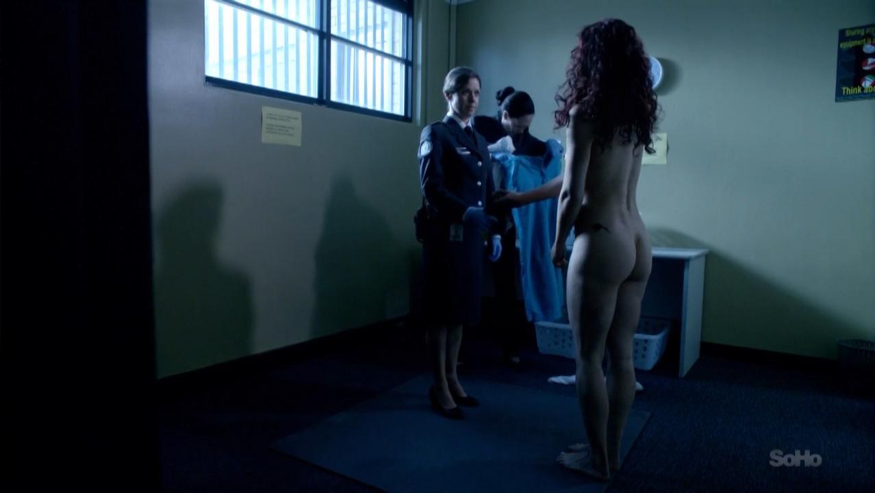 Danielle Cormack nude, Kate Jenkinson nude - Wentworth s01-04 (2016)